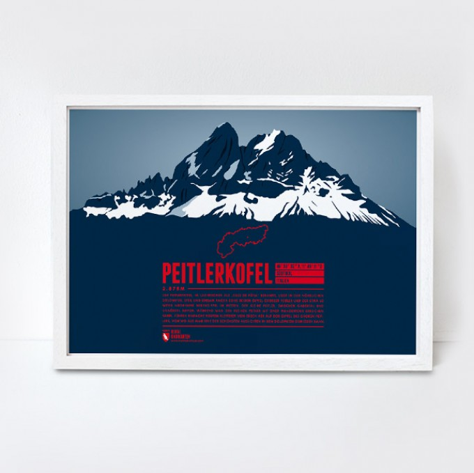 Marmota Maps – Peitlerkofel - Bergdruck