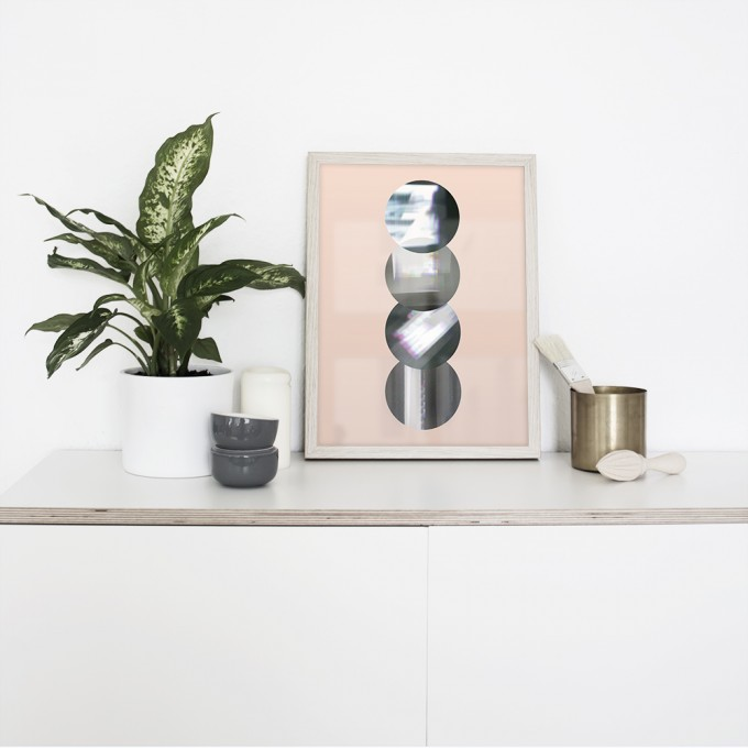 Coco Lapine Design 'On the move' no. 3 print