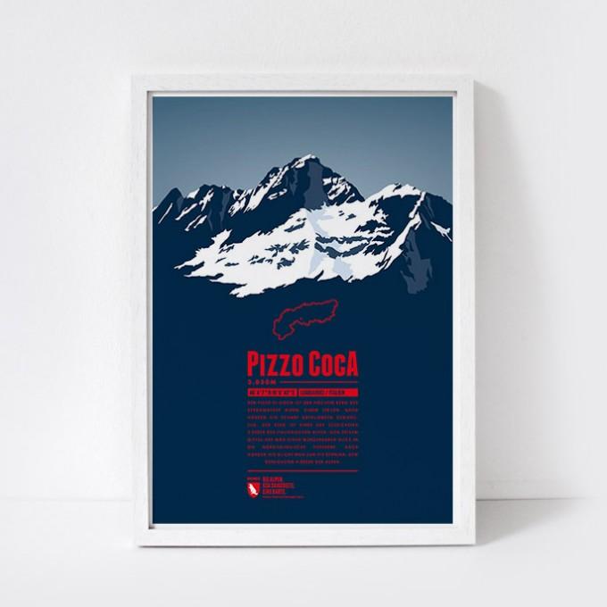 Marmota Maps – Pizzo Coca - Bergdruck