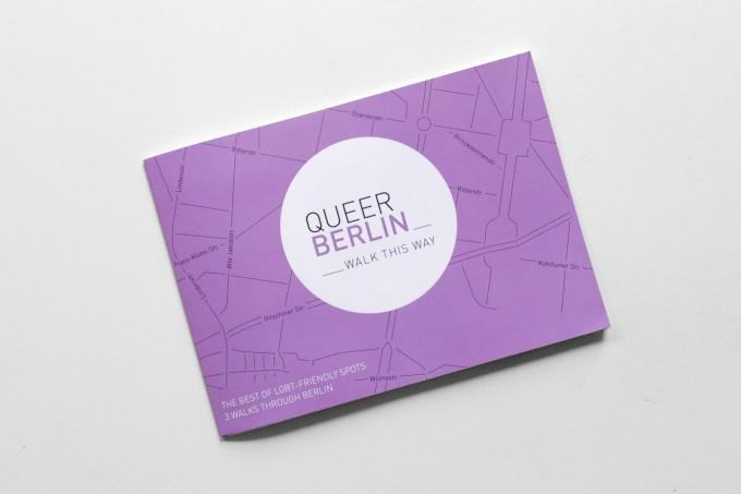 Reiseführer QueerBerlin für Berlin