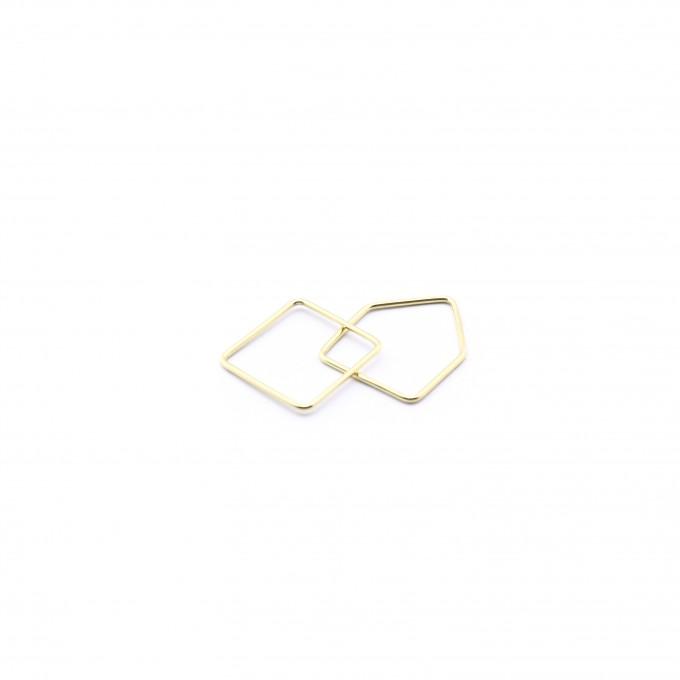 """""""STARSOME"""" Ring Set in GOLD von Weiskönig Jewelry"""