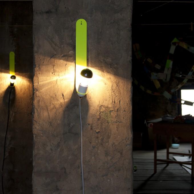 toshi SKIPPER Wandleuchte (neon)