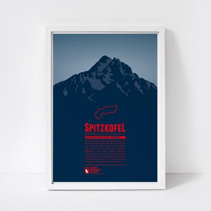 Marmota Maps – Spitzkofel - Bergdruck