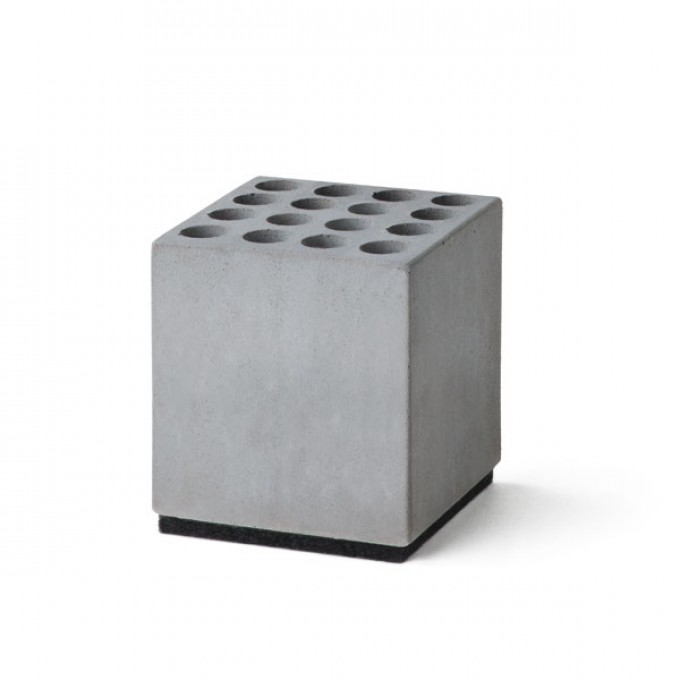 Korn Produkte Block Stiftehalter