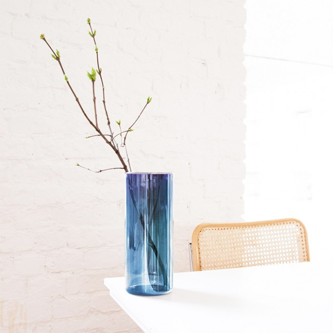 FUNDAMENTAL BERLIN – BENZIN Hohe Vase