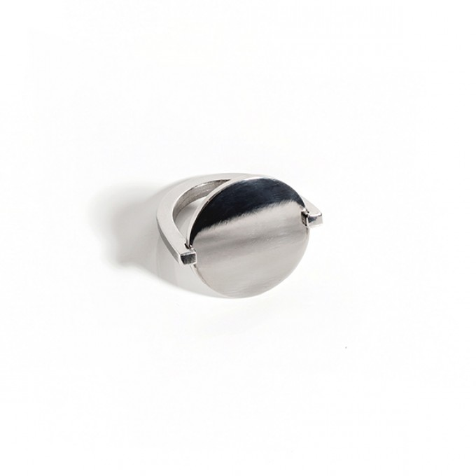 Goldmarlen   TENSE Ring   Silber