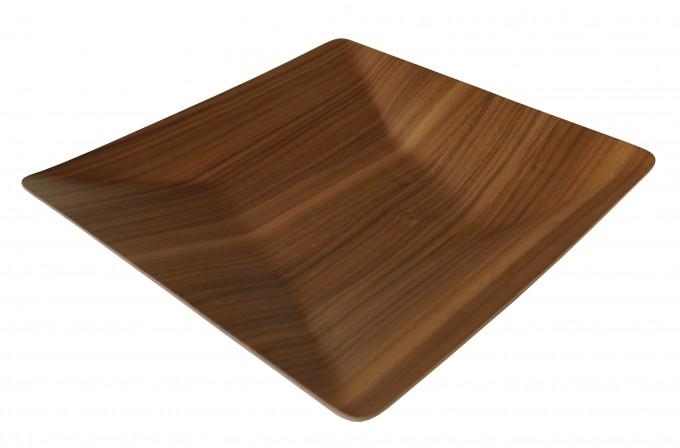 WOOD U? Obstschale und Dekorationsschale aus Holz
