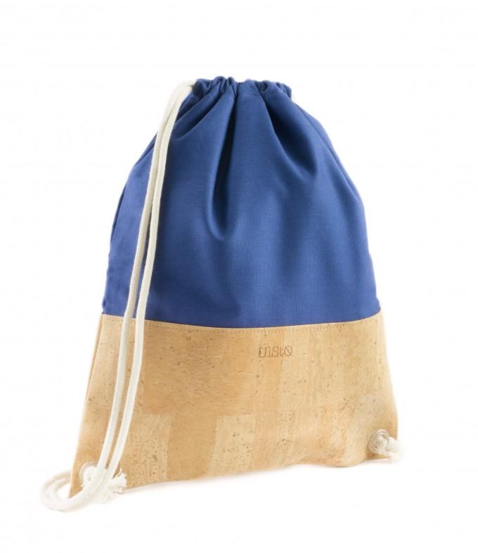 ILEX Turnbeutel Organic Blau