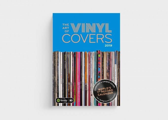 The Art of Vinyl Covers 2019 von seltmann+söhne