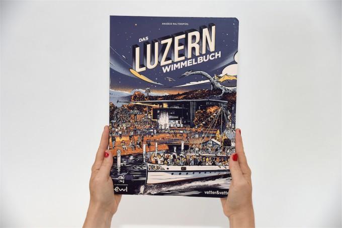 vatter&vatter Wimmelbuch Luzern