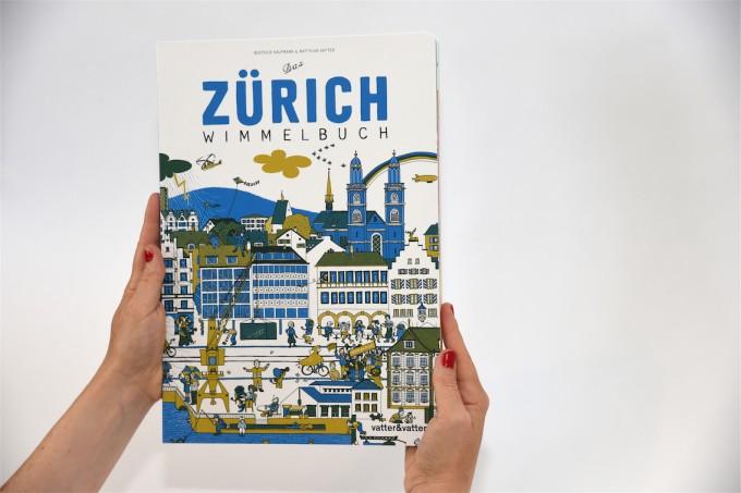 vatter&vatter Wimmelbuch Zürich