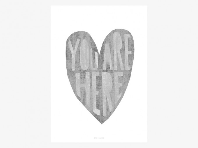 typealive / You Are Here