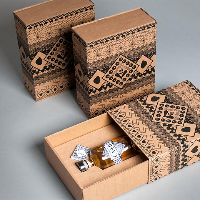 GYLD - Geschenkbox (0,5l Flasche)
