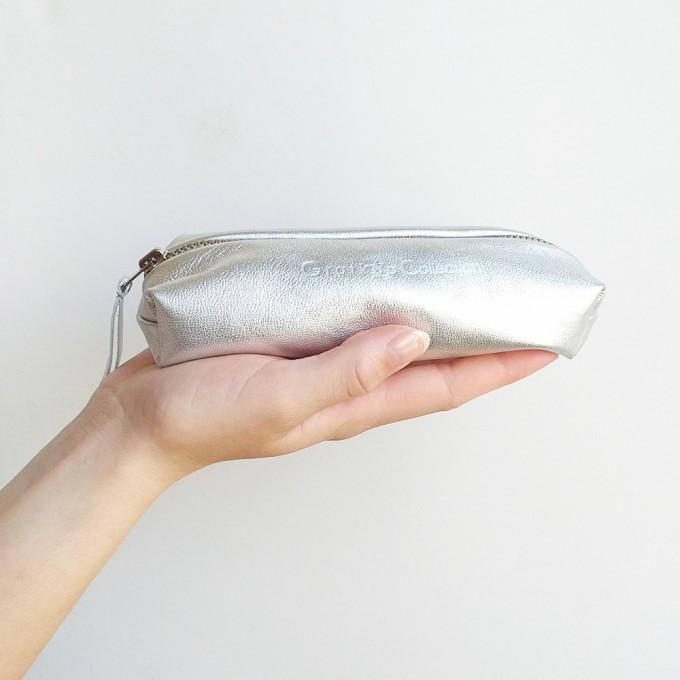 Grotkop Collection Aufbewahrungstasche AIR klein silver