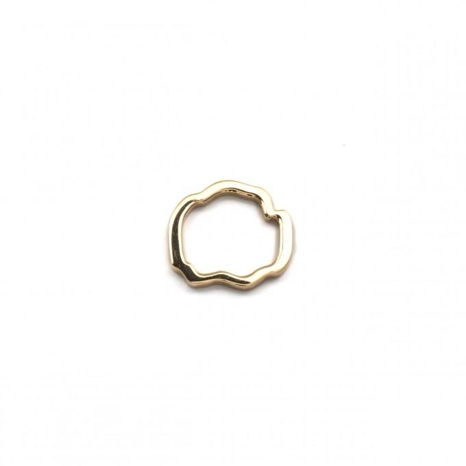 Goldmarlen | Ring Axiom | Gold | shiny