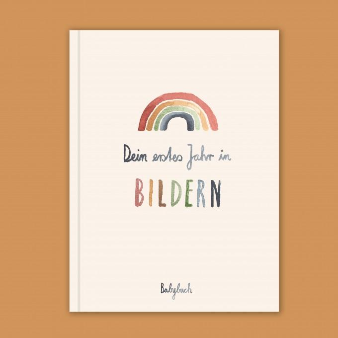 Babybuch - 1 Jahr in Bildern - Elliet - Vorbestellung