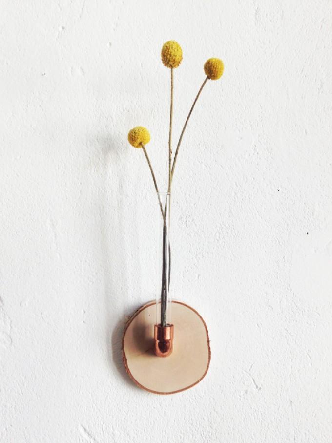 madeva holzliebe astscheiben wandvase birke. Black Bedroom Furniture Sets. Home Design Ideas