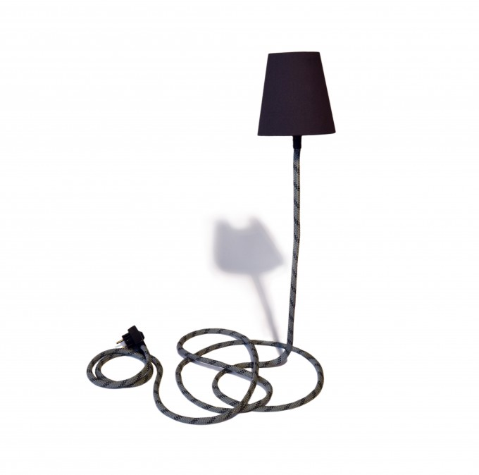 son of nils Climbing Lamp black edition