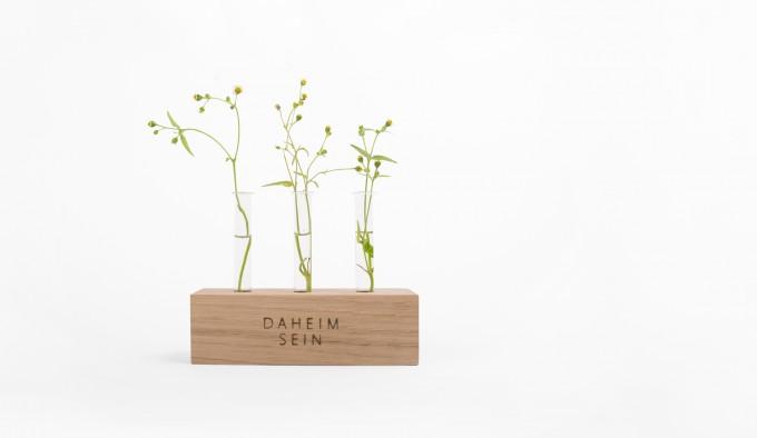 Daheim Sein – Blumengruß