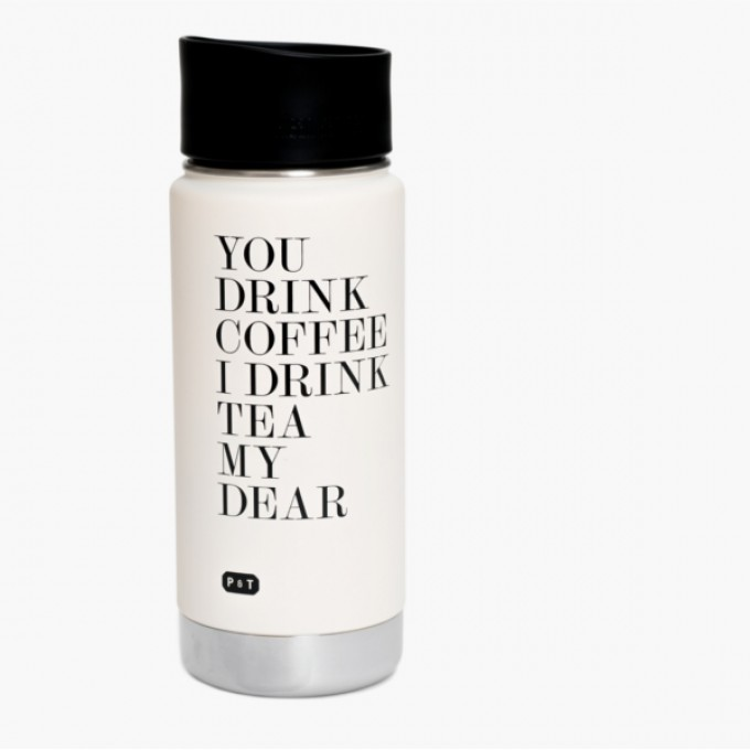 P & T MY Dear Bottle - Thermoskanne