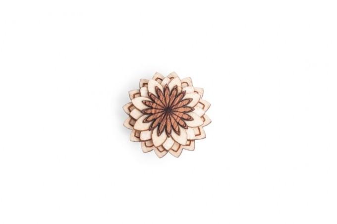 Cubo Flower von BeWooden