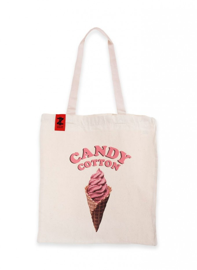 Coazi Candy Cotton Jutetasche Beutel