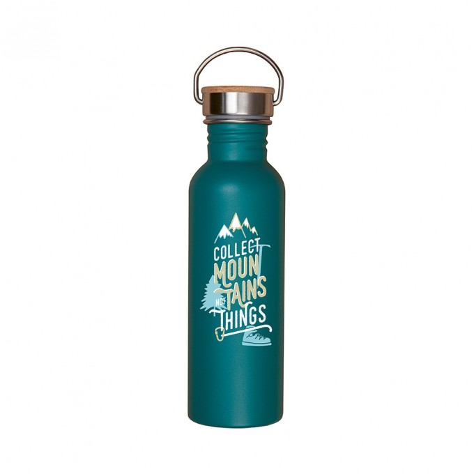 Roadtyping Collect Mountains Flasche