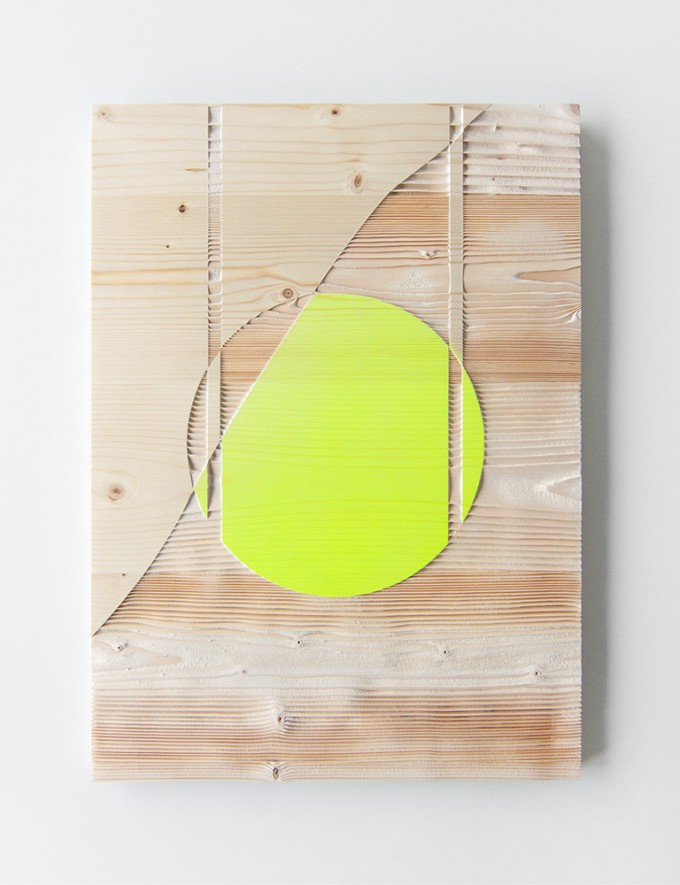 """form Edition #3, """"Wooden Object by Kai Linke"""", 2015"""
