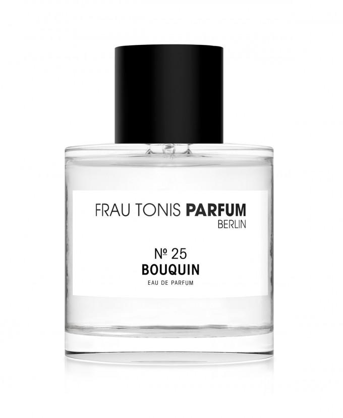 No. 25 Bouquin   Eau de Parfum (50ml) by Frau Tonis Parfum
