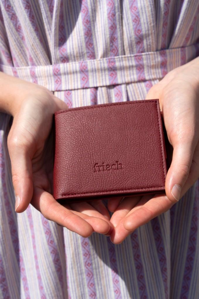 frisch Brieftasche APFEL vegan