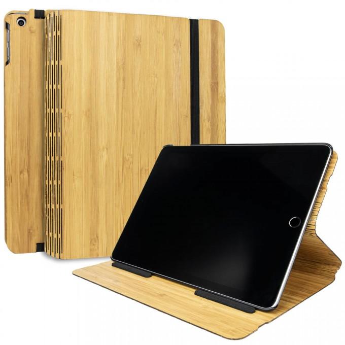 JUNGHOLZ Design WoodCase, Tabletcase, Bambus, iPad 5. & 6. Generation