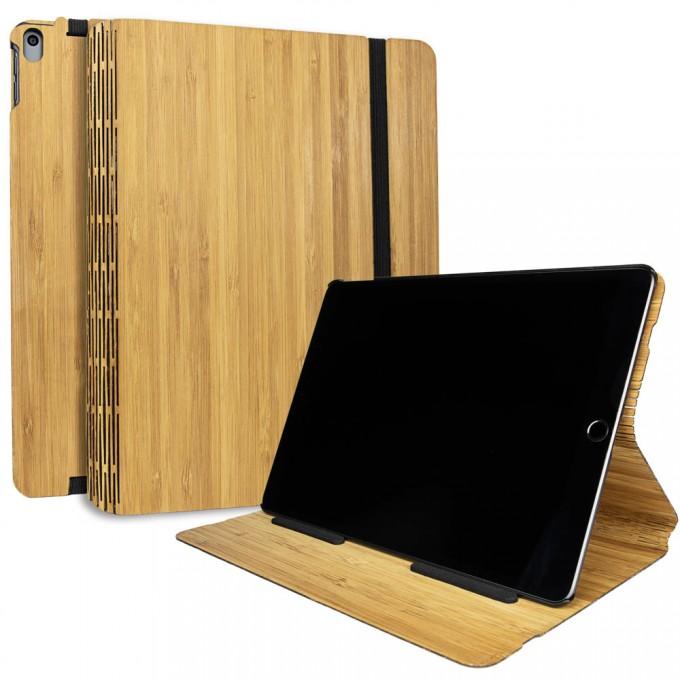 JUNGHOLZ Design WoodCase, Tabletcase, Bambus, iPad Pro 10.5''