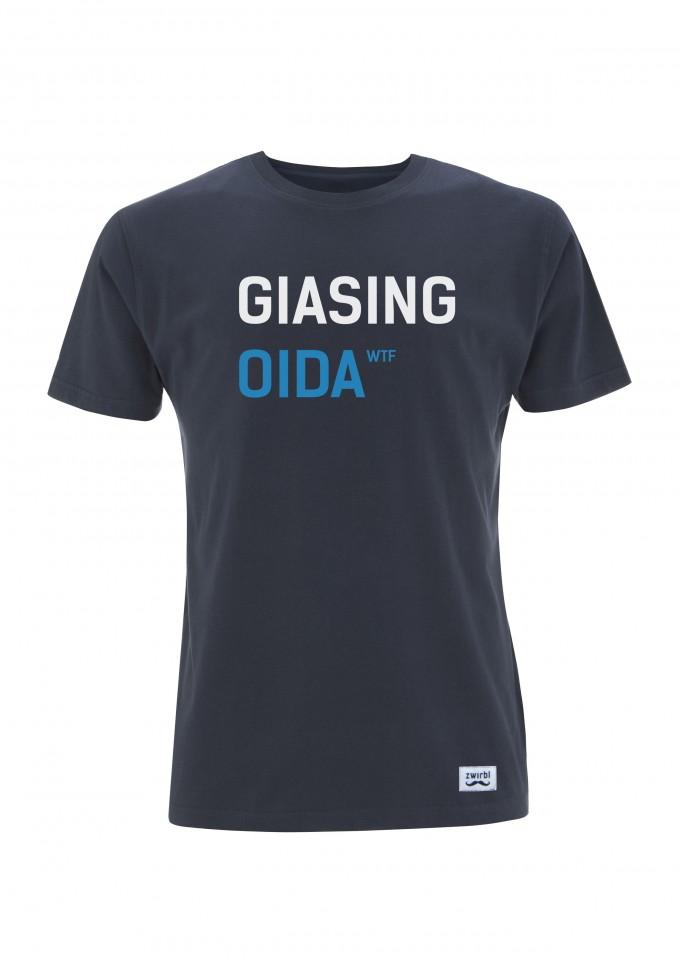 Zwirbl Giasing Oida Shirt