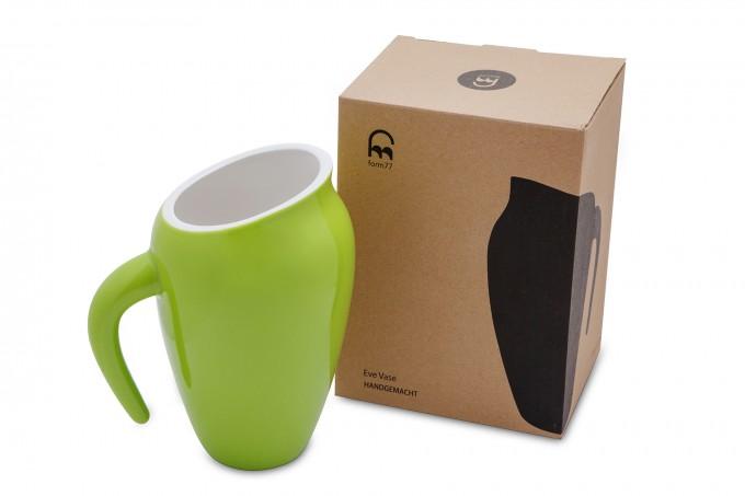 Form77 Eve Vase (grün)