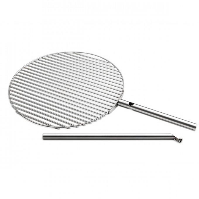 TRIPLE Grid | Grillrost | Ø 55 cm | optionales Zubehör für TRIPLE Fire Bowl | Feuerschale von höfats