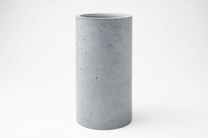 KONKRET 3.0 – Flaschenkühler in Anthrazit