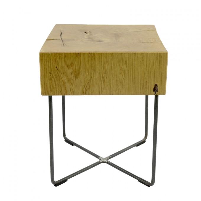 Holzhocker tabureto, Massivholz Design Hocker | Holzbutiq
