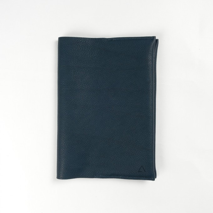 Franziska Klee Kinderuntersuchungsheft Eve // Blau