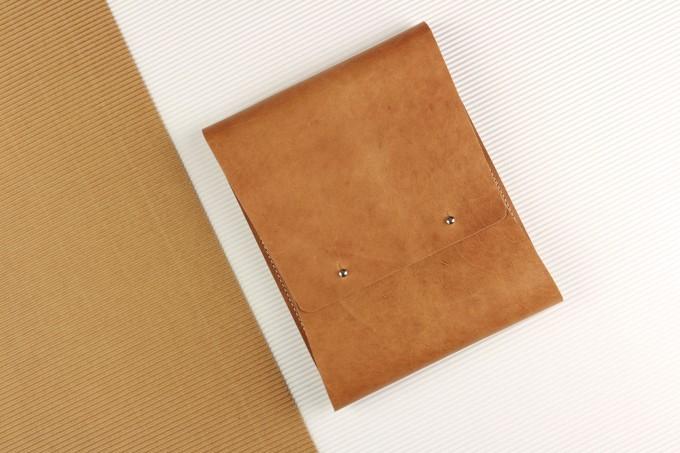 Alexej Nagel Elegante Hülle für iPad mini /2/3/4 aus Vintage Leder [V]