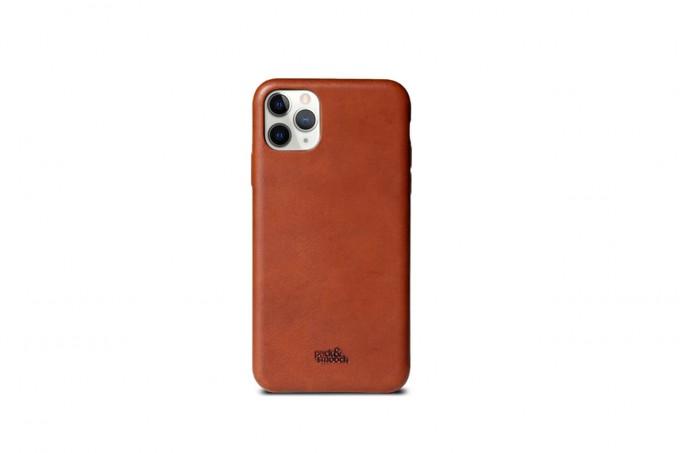 Pack & Smooch iPhone 11 PRO MAX Leder Case, Back Cover