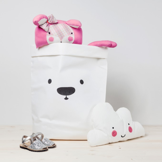 KAMI. ICEBEAR BAG / BIG