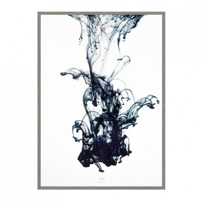 """nahili POSTER / ARTPRINT  """"SUDDEN movement"""" (DIN A1/A3 & 50x70)"""