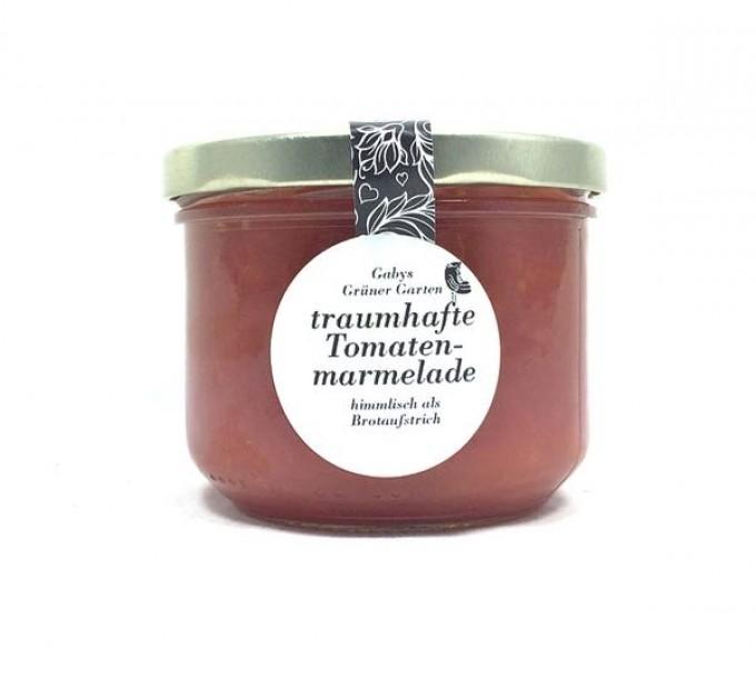 Gabys Grüner Garten traumhafte Tomaten Marmelade 250g