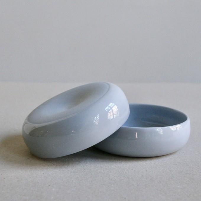 ZAUNKÖNIG • handgefertigte Schale aus Porzellan