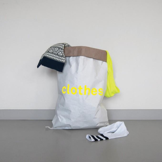 kolor Papiersack für Wäsche