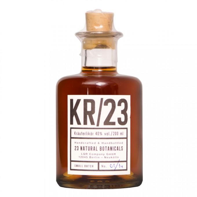 The Liquor Company - Mini KR/23 - Berliner Kräuterlikör (0,2l)