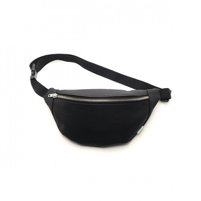 FINSTER hipbag (looks like-) leather