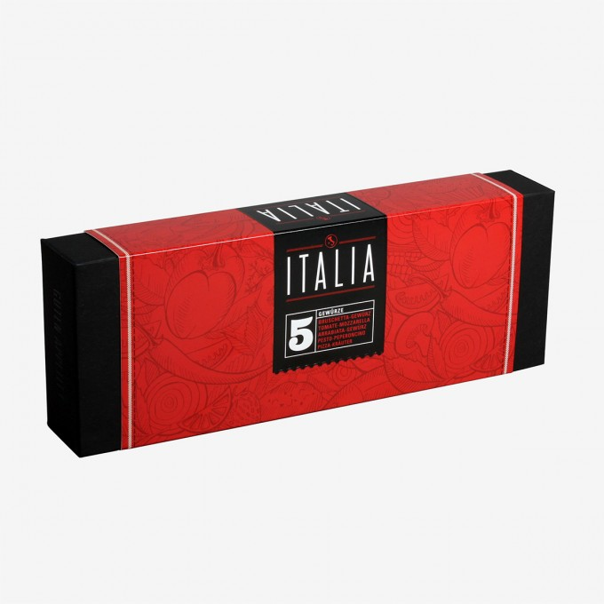 MEIN GENUSS - 5er Gewürzset ITALIA