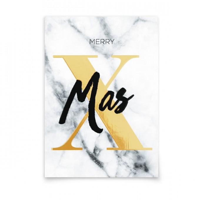 aprilplace // XMas // Weihnachtskarte A6