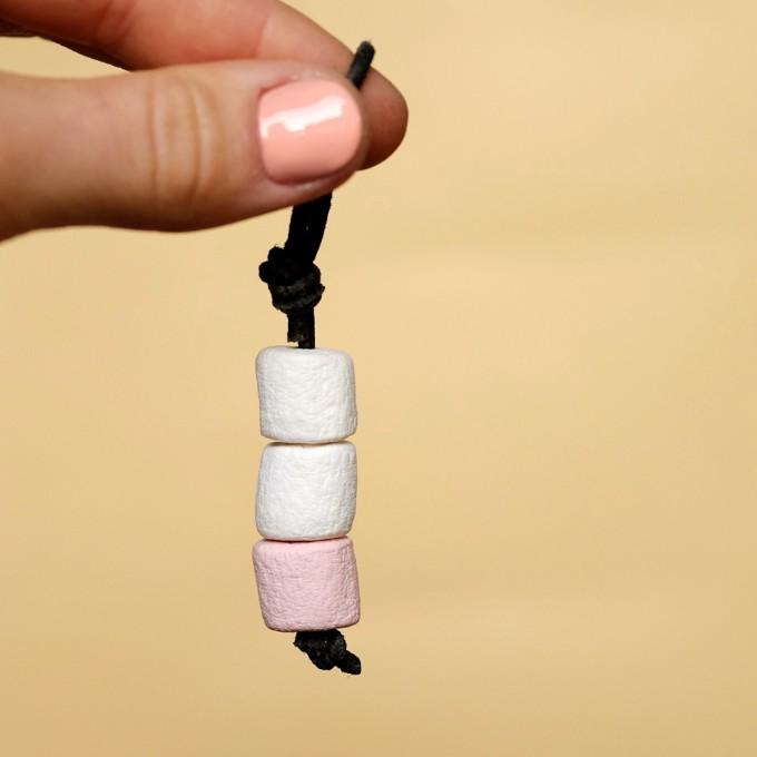 """minischmidt miniCANDY Schlüsselanhänger """"Marshmallows"""""""